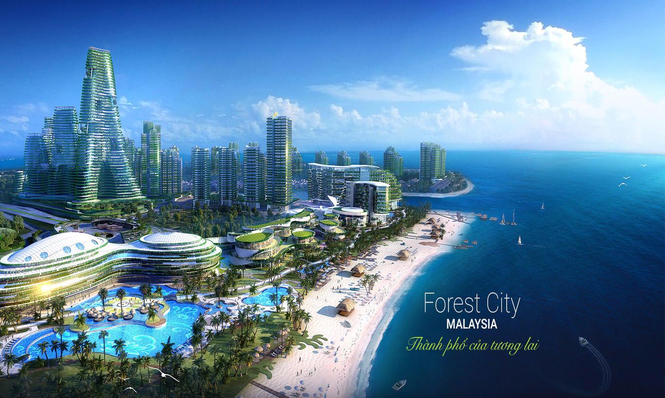 FOREST CITY - KHI GIẤC MƠ TRỞ THÀNH HIỆN THỰC
