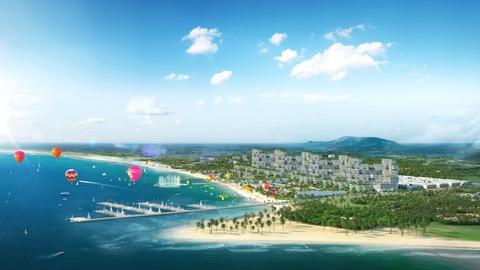 Du lịch tạo cơ hội cho bất động sản nghỉ dưỡng ven biển