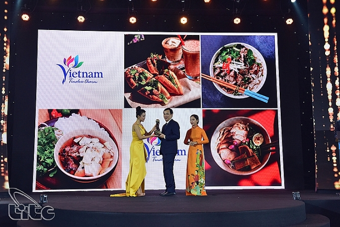 Vietnam named Asia's leading culinary destination for the first time