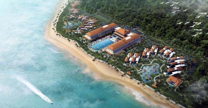 Quảng Nam: Duyệt quy hoạch xây khu du lịch biển cao cấp gần 8ha