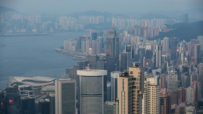 Thành phố nào sẽ soán vị trí của Hong Kong (Trung Quốc) thành trung tâm tài chính châu Á?