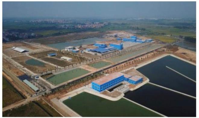Đà Nẵng: Nhà máy nước Hòa Liên đã chọn được nhà thầu xây lắp.